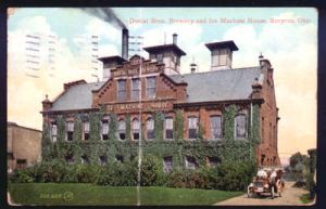 Can anyone identify where this 1913 view of the Dostal Brewery was located?