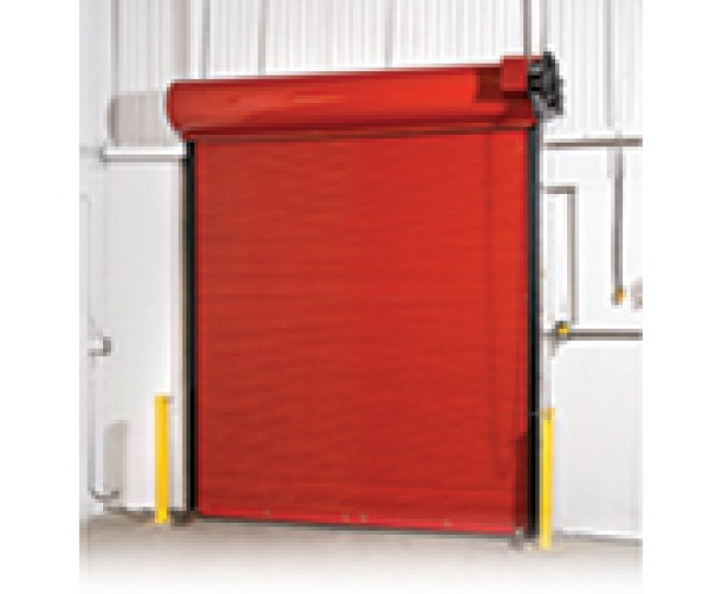 Firestar Rolling Fire Door Model C