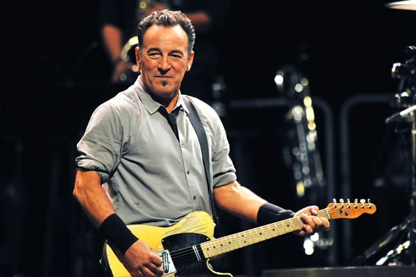 Bruce Springsteen Party Bus to Oracle Arena