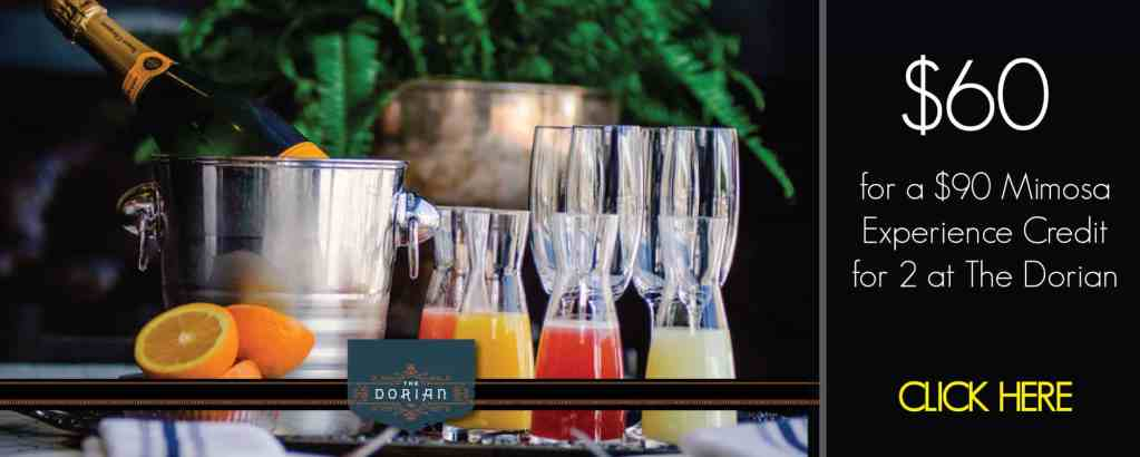 The Mimosa Experience at The Dorian