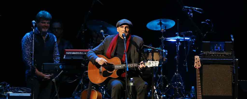 James Taylor at Chase Center