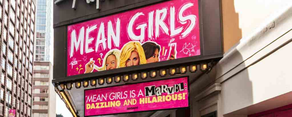 Mean Girls Musical at Golden Gate Theater