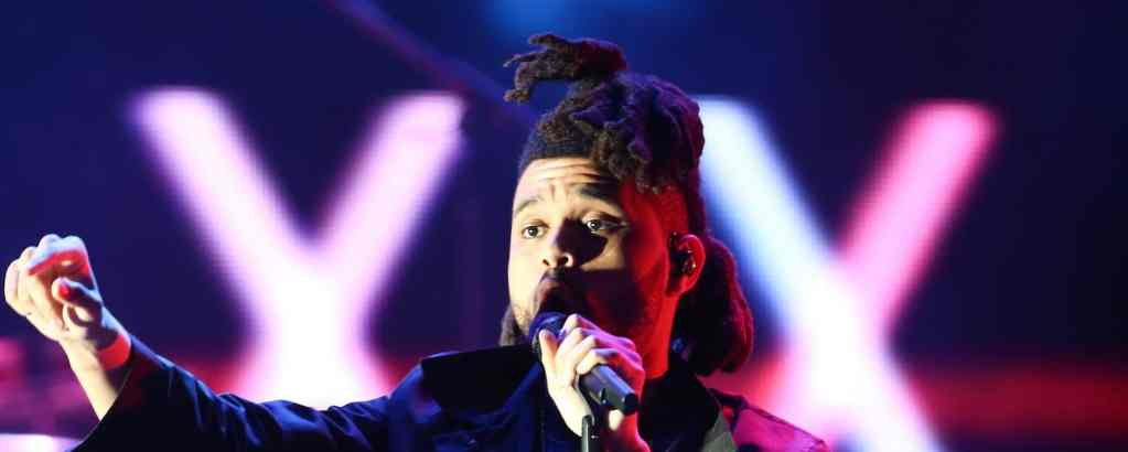 The Weeknd at Golden 1 Center
