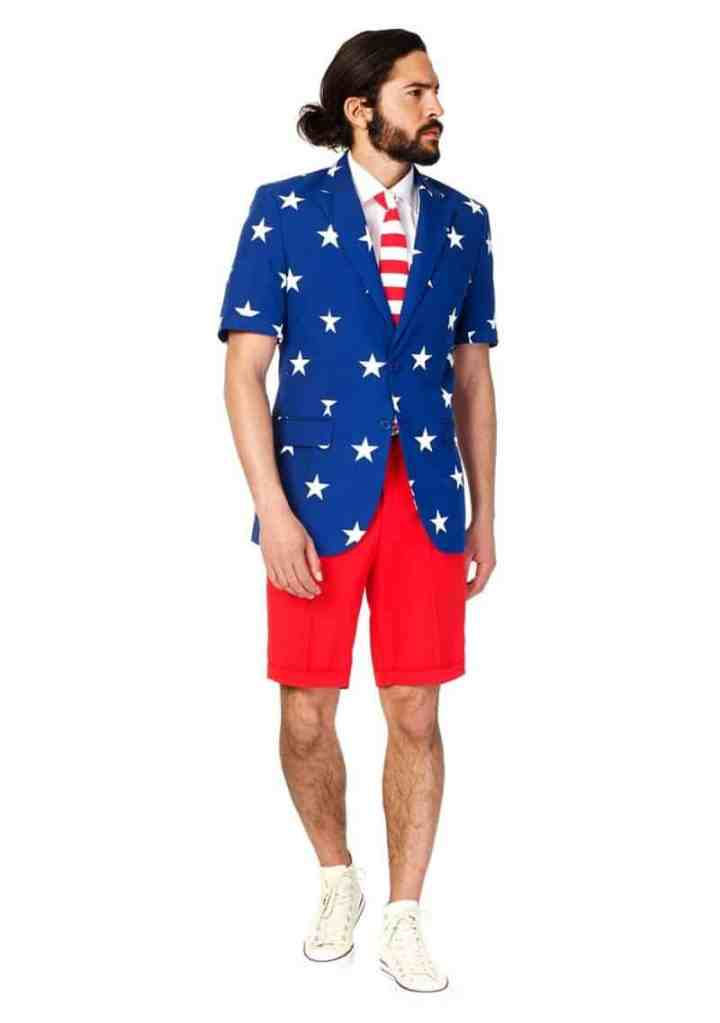 Fourth of July Costume