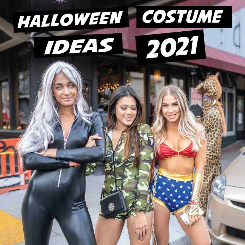 Halloween Costumes for 2021