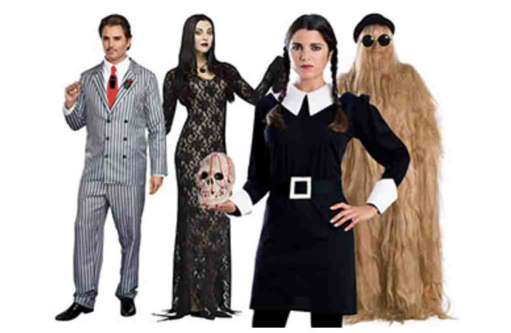 Addams Family Costumes