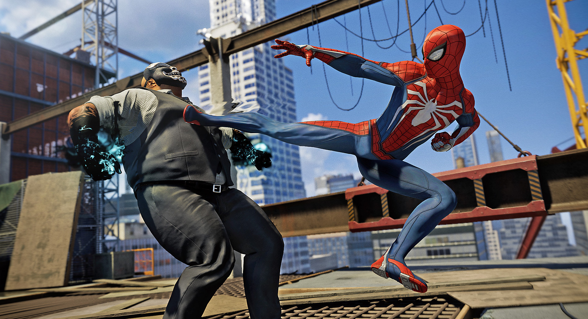 Marvel's Spider-Man Download Game [PC Version] - Craxgames.com