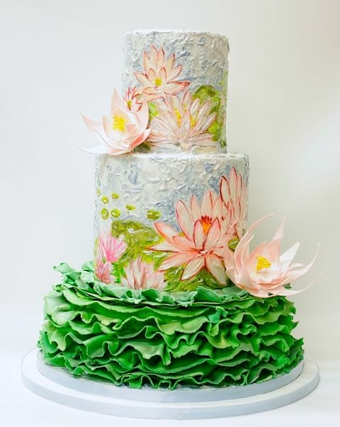 Amazing Cakes Inspired By Art Page 4 Flavorwire