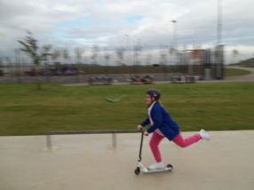 Year 6 Cyclopark - 2