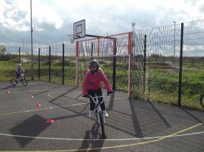 Year 6 Cyclopark - 5