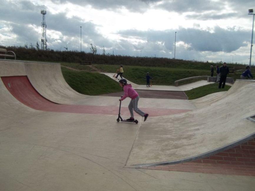 Year 6 Cyclopark - 12