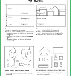 Art Worksheets - Crayola Teachers [ 1023 x 800 Pixel ]