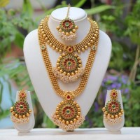 20 Bridal Artificial Jewellery Designs for Wedding ...