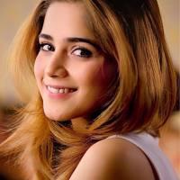 Pakistani hot singer Aima Baig
