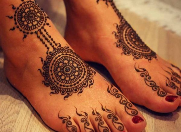 20 Easy Henna Tattoos For Girls Lags Ideas And Designs