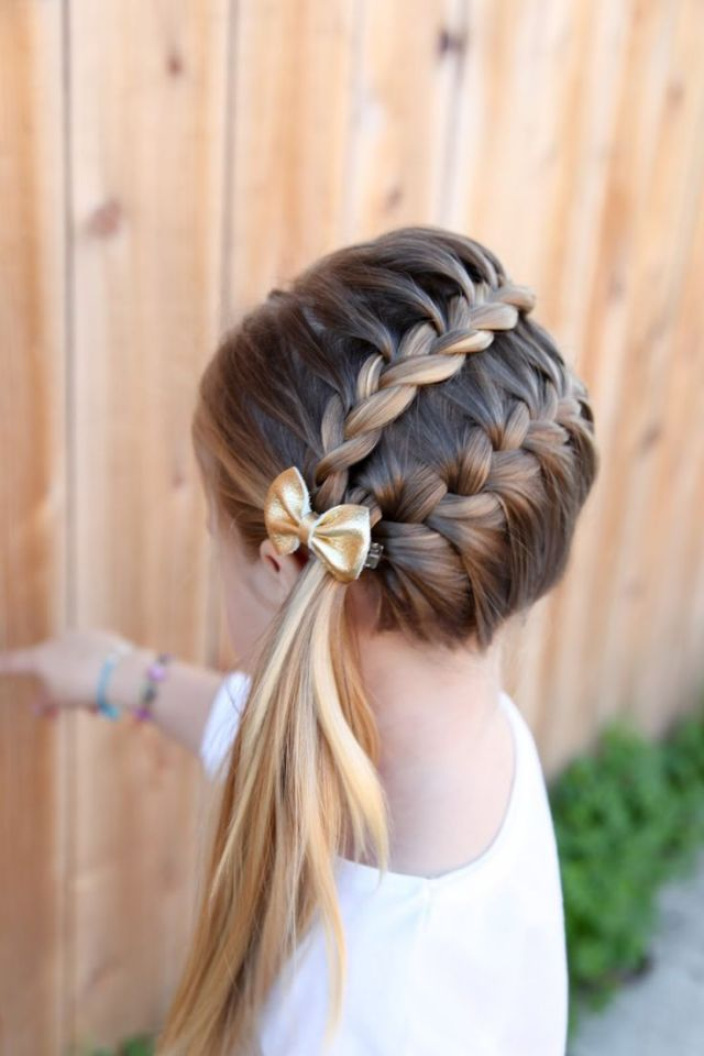20 beautiful party hairstyles for long hair - hairstyles