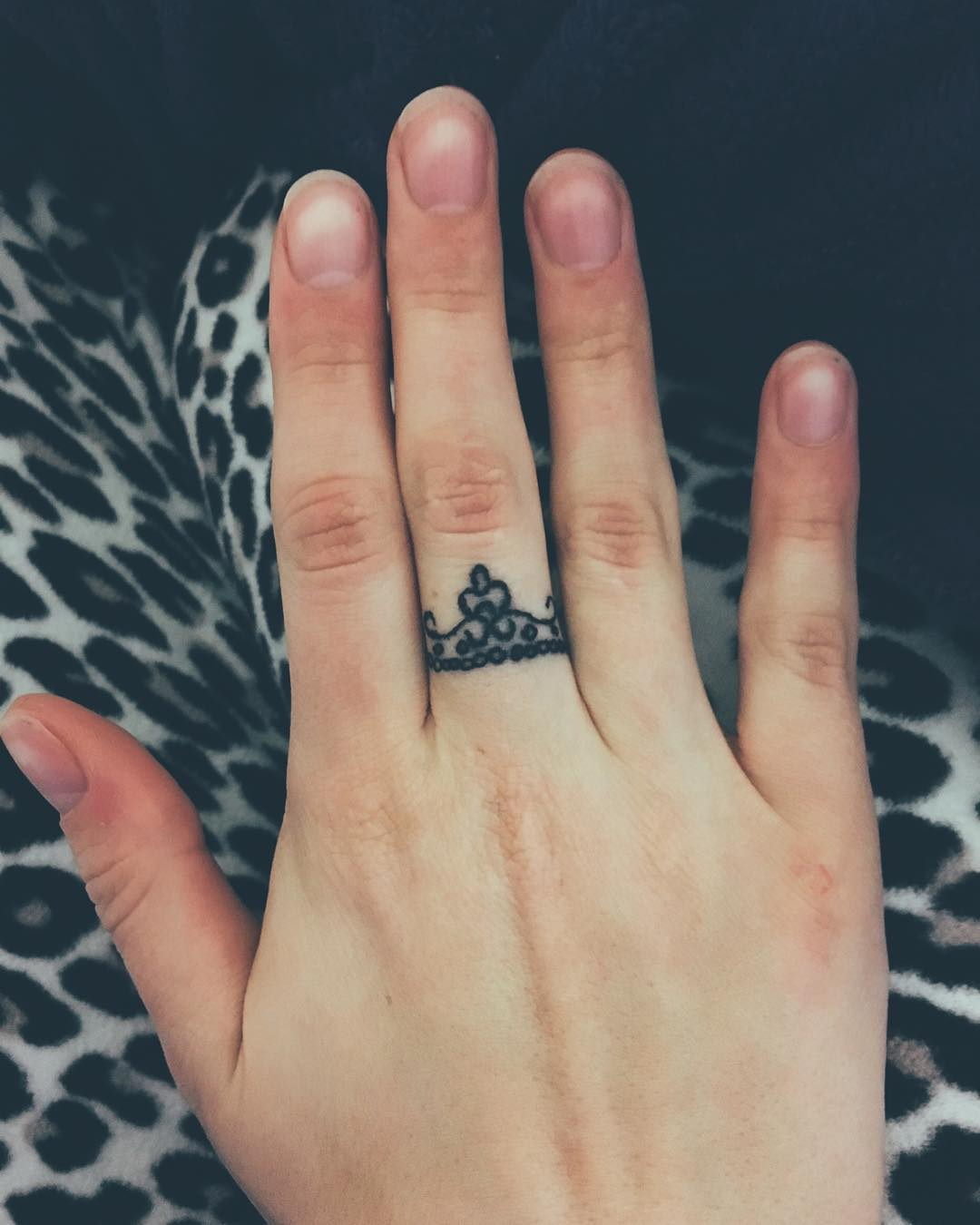 Small Ring Tattoo Small Meaningful Tattoos Meaningful