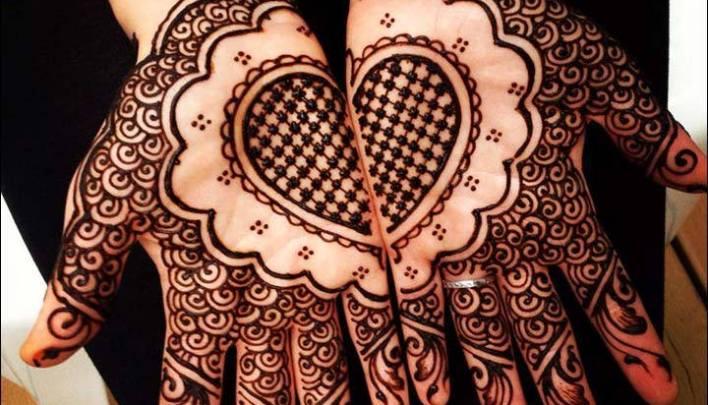 New Floral Mehndi Designs For Eid Ul Azha Eid Ul Azha Mendi