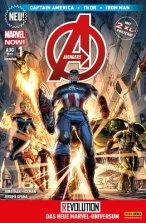 Cover Avengers #1