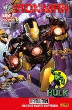 Cover Iron Man/Hulk #1