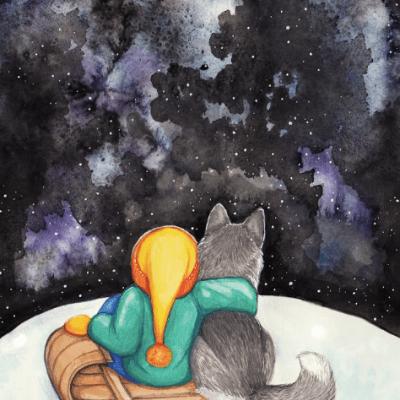 Winter's Stargazers
