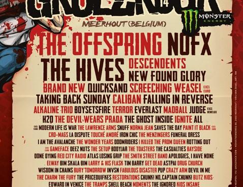 Groezrock Festival 2014