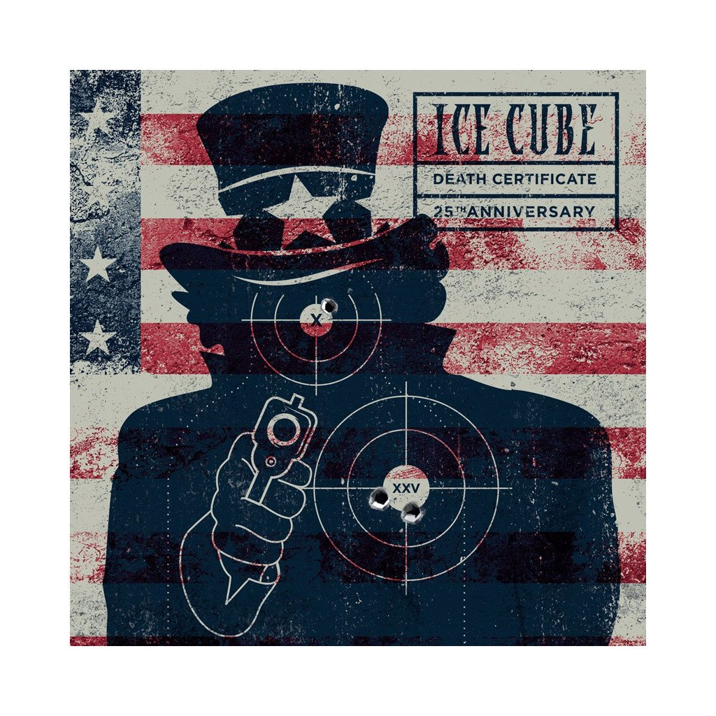 Ice Cube – Death Certificate (25th Anniversary)