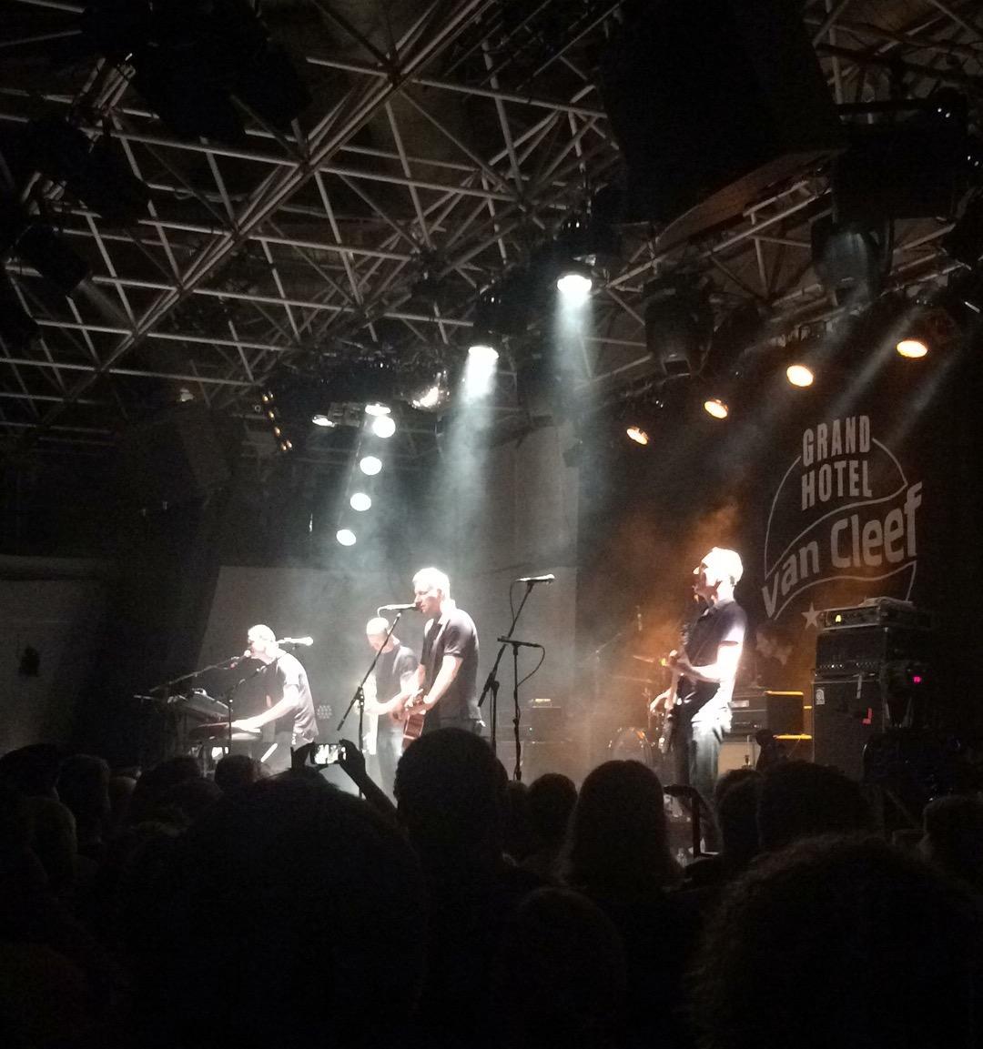 Kettcar & Thees Uhlmann – Live in Düsseldorf (16.08.2017)