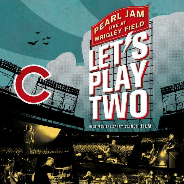 Pearl Jam – Let´s Play Two (CD/DVD)