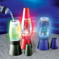 Lava Lamp Shot Glasses Get You Lit While They Get Lit ...