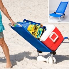 Beach Chair With Wheels Rocking Covers Uk Folding Trolley Roller Cart A Level Project Help Discussion Printer Version Ukcampsite Co