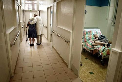 GPS para enfermos con Alzheimer
