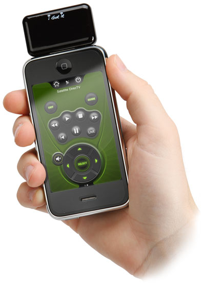 iphone universal remote Turn Your iPhone into a Universal Remote Control with i Got Control