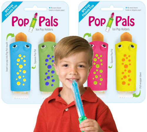 pop pals Pop Pals Ice Pop Holders