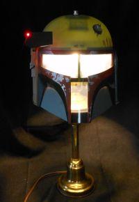 DIY Boba Fett Lamp -Craziest Gadgets