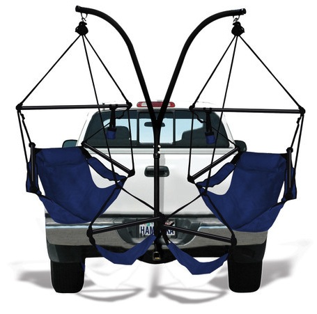 heavy duty gaming chair swivel reclining hammaka trailer hitch hammock stand -craziest gadgets