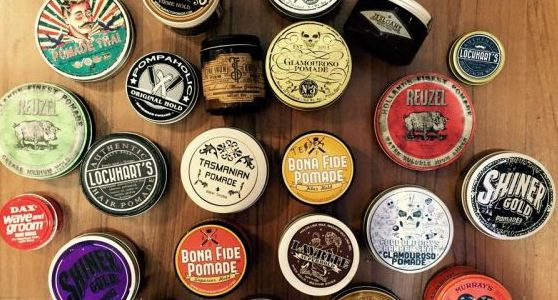 Definition Pomade For Men Hairstyle