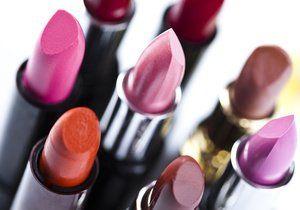 types lipstick