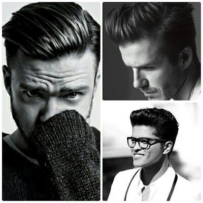 pomade style