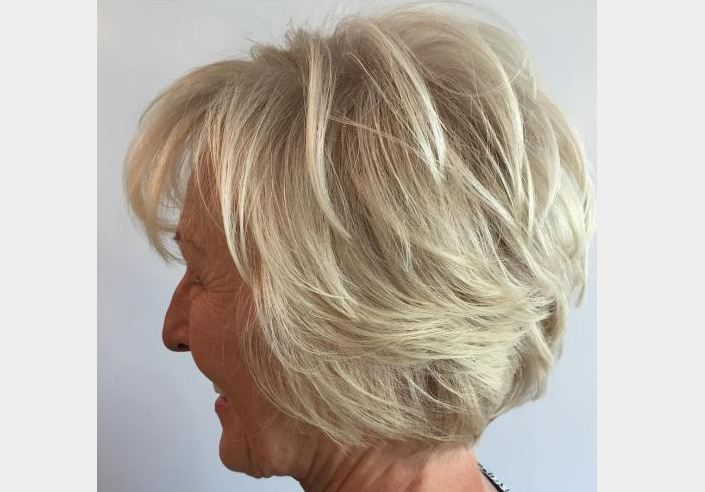 Best Hair Color for 60 Year Old Woman