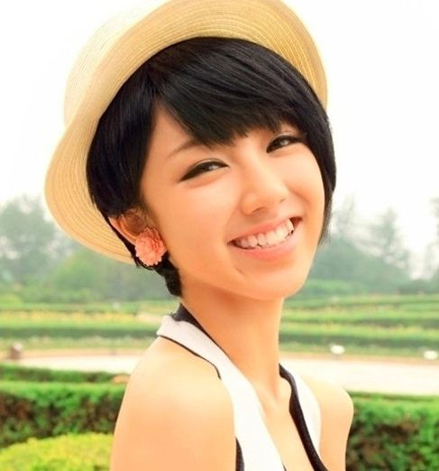 Most Popular Cute Short Asian Hairstyles for Women 1