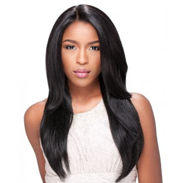 Straight Sew In Hairstyle