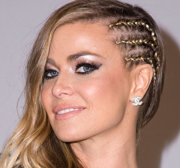 Natural Female Cornrow Styles