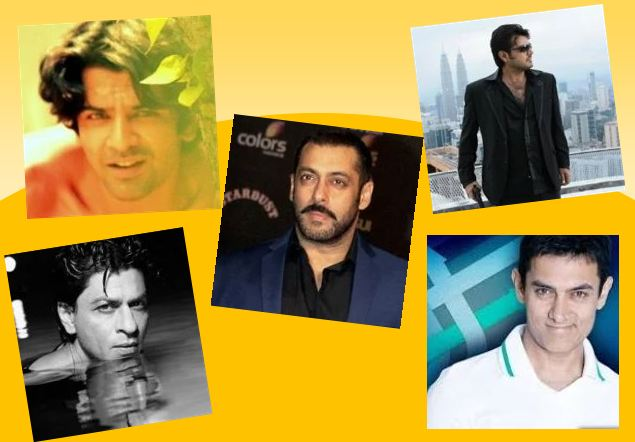 5 Most Handsome Men In India 1