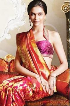 How to Wear Saree in Different Style 1
