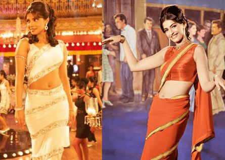 How to Wear Saree in Different Style 6