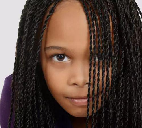 Cute Black Teenage Girl Hairstyles