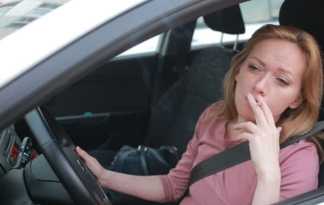 How to Get Cigarette Smell Out of Car