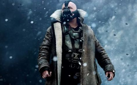 Why does Bane Wear a Mask