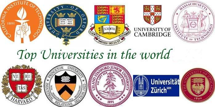 What is The Top University in The World